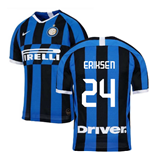2019-2020 Inter Milan Authentic Vapor Match Home Nike Shirt (Eriksen 24)