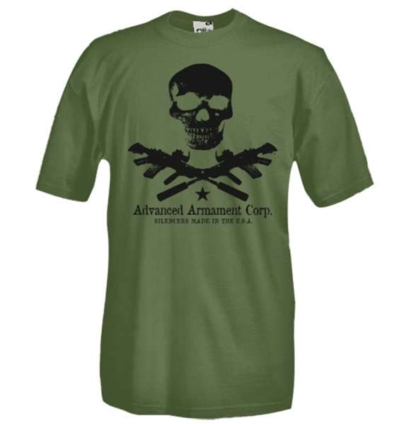 Advanced Armament Corp T-shirt