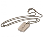 Tottenham Hotspur FC Icon Dog Tag & Chain