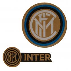 FC Inter Milan Twin Patch Set