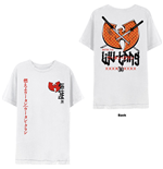 Wu-Tang Clan Unisex Tee: Swords (Back Print)