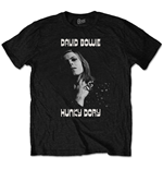 David Bowie Unisex Tee: Hunky Dory 1