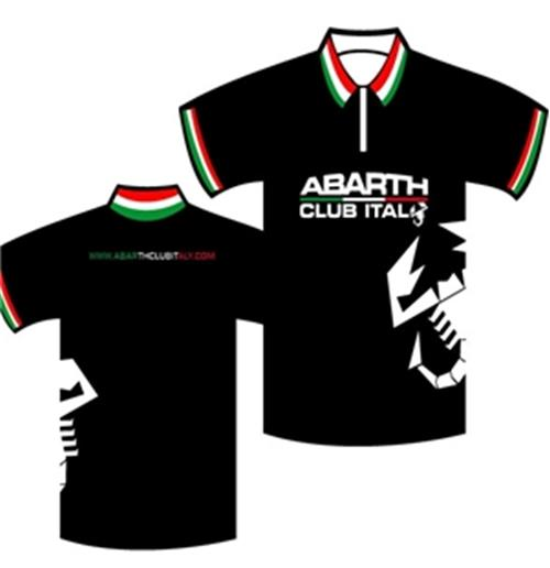 Abarth Club Italia Polo Shirt for only C$ 41.53 at MerchandisingPlaza