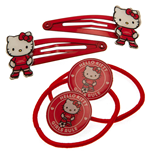 Liverpool FC Hello Kitty Clip & Bobble Set