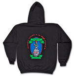 Dead Guy Ale Rogue Black Mens Pullover Hoodie