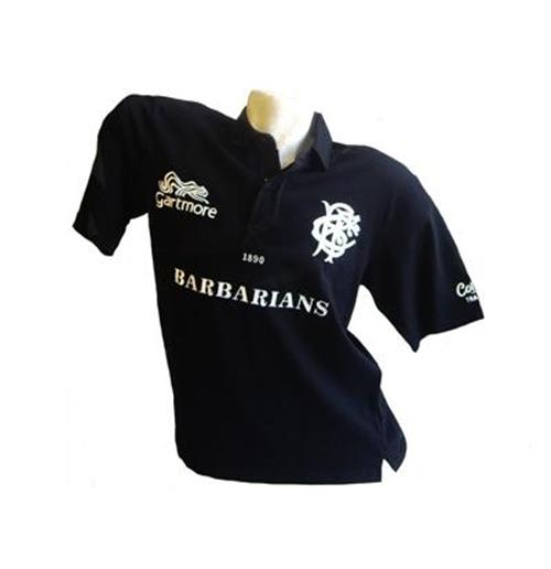Barbarians training t-shirt (2007)