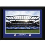 "Chelsea Stadium Framed 8x6"" Photographic Print"