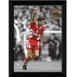 "Liverpool Rush Framed 16x12"" Photographic Print"