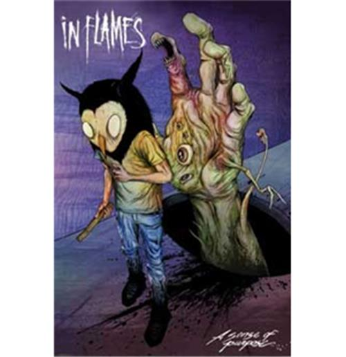 In Flames-A Sense Of Purpose-Poster