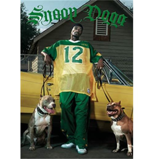 Snoop Dog-Dogs-Poster