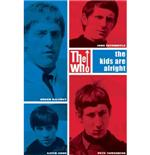 The Who-Colours Blocks-Poster