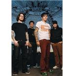 Fall Out Boy-Standing-Poster