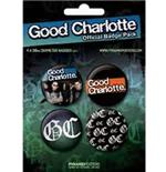 Good Charlot-Badge Pack