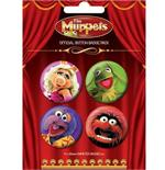 The Muppets-Badge Pack