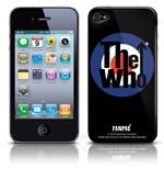 The Who Iphone Cover 4g - Bullseye. Emi Music officially licensed product.