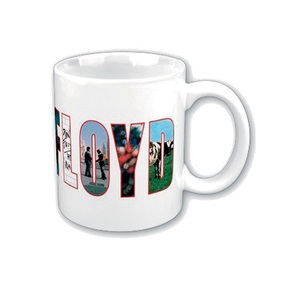 Pink Floyd - Echoes Mug. Emi Music officially licensed product.
