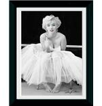 Marilyn Monroe Ballet Framed Photographic Print