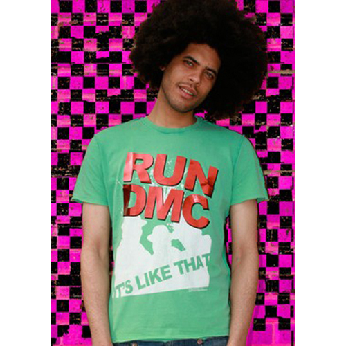 Run DMC All Amplified T-Shirts