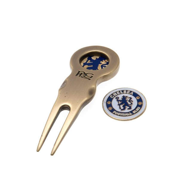 Chelsea F.C. Divot Tool and Marker