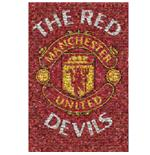 Manchester United F.C. Poster Mosaic 48
