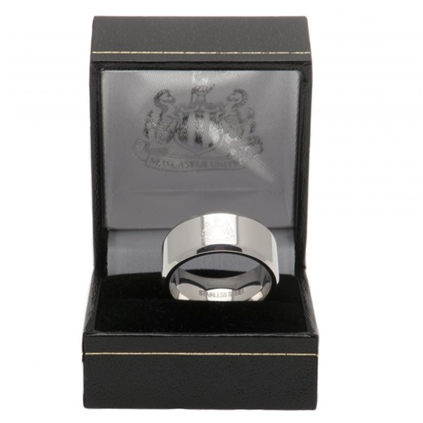 Newcastle United F.C. Band Ring Small