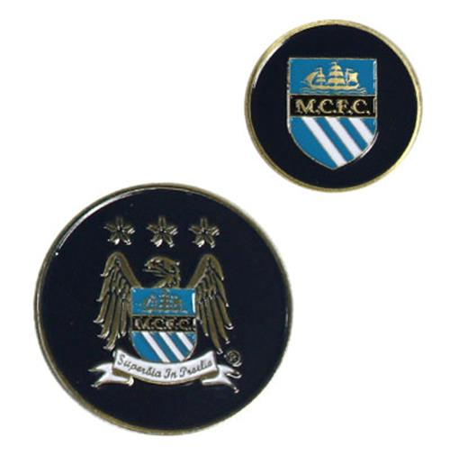 Manchester City F.C. Ball Marker