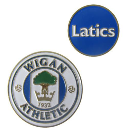 Wigan Athletic F.C. Ball Marker