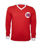 Classic retro shirt Norway