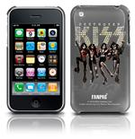 Kiss Iphone Cover 3G/3GS - Band Shot. Emi Music officially licensed product.