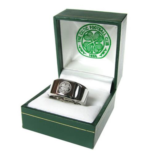 Celtic F.C. Band Ring Medium