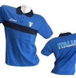 Italy Volleyball Polo shirt