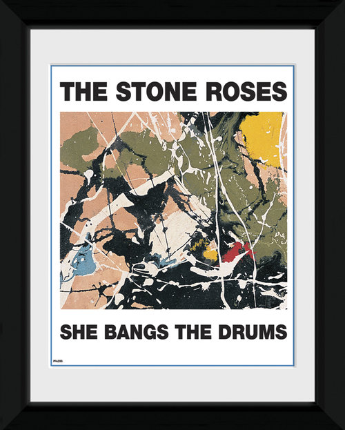 The Stone Roses She Bangs The Drums Framed Photographic Print