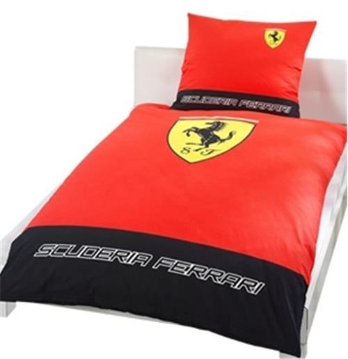 Copripiumino Ferrari.Official Ferrari Duvet Cover 67143 Buy Online On Offer