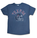 Texans Fan T-Shirt Navy