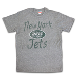 NEW YORK JETS Fan T-Shirt Grey