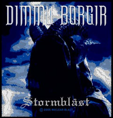 Dimmu Borgir   Stormblast   Patch