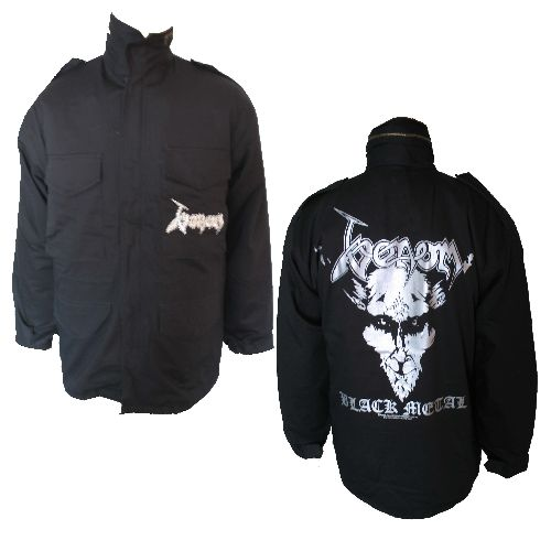 Venom   Black Metal   Winter Jacket