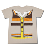 BIG BANG THEORY Raj Shirt Tan