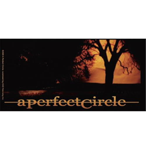A Perfect Circle Sunset Sticker