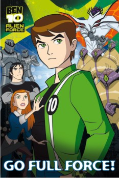 Ben 10   Alien Force   Poster