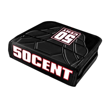 50 Cent Rubber Cd Bag