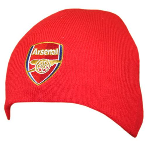 aa9fe283c73 Official Arsenal F.C. Knitted Hat NV  Buy Online on Offer