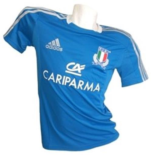 Italy Rugby T-shirt Training