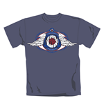 The Who T Shirt Pinball Wizard. Emi Music officially licensed t-shirt.