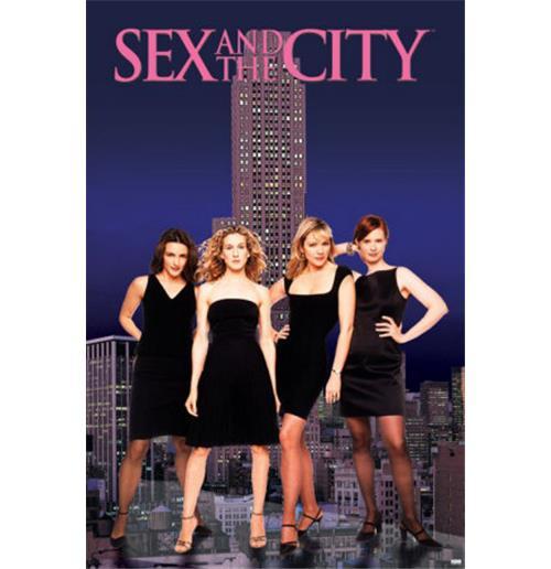 Секс в большом городе на английском языке