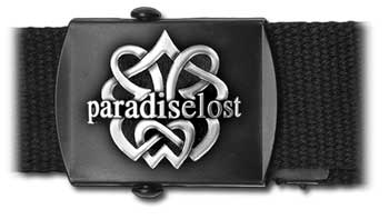 Paradise Lost Logo Web Belt