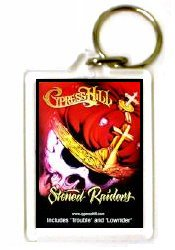 Cypress Hill Stoned Raiders Acrilic Keychains