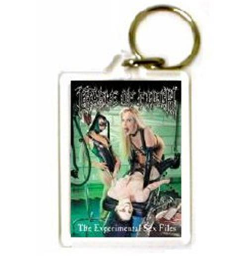 Cradle Of Filth Experimental Files Acrilic Keychains