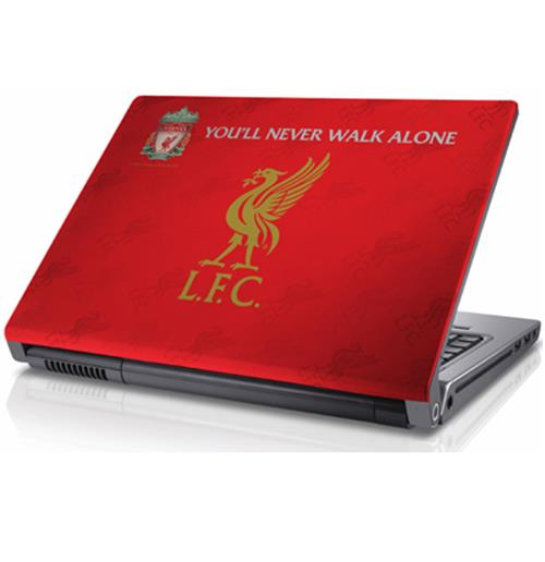 Liverpool F.C. Laptop Skin 14-17 Inch LB