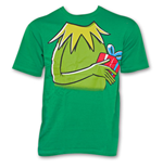 Kermit the Frog Costume Shirt Green